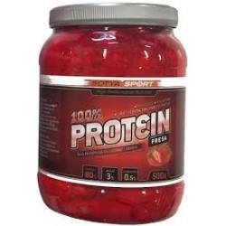 Proteína Vegetal (Fresa) 1Kg.