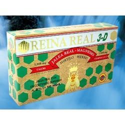 REINA REAL 3D  -Jalea Real...