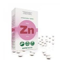 Zinc 48 comprimidos retard.