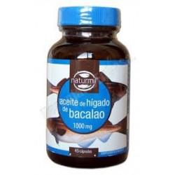 Hígado de Bacalao (1000mg)...