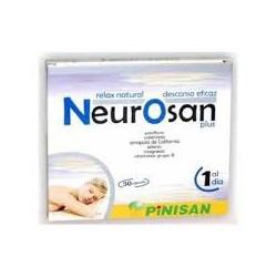 Neurosan Plus 30 cápsulas.