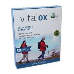Vitalox 30 cápsulas.