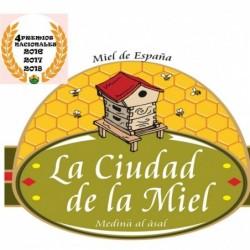 VELA RECTA DE MIEL   CIUDAD...